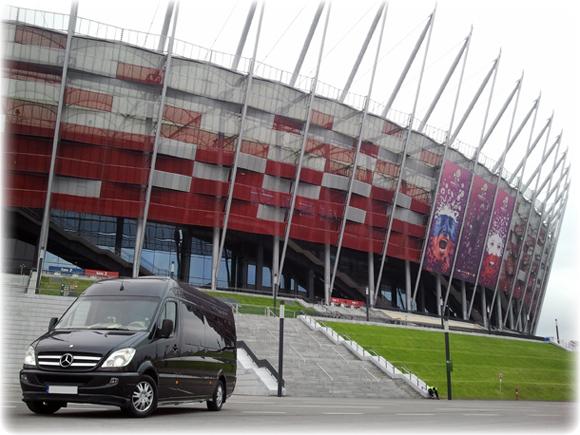 Zwiedzanie Warszawy busem